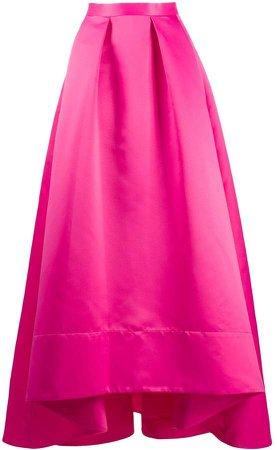 Asymmetric Full Shape Skirt