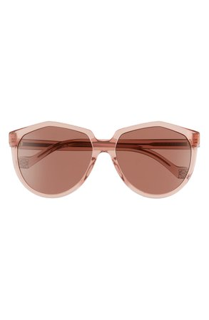 Loewe 59mm Cat Eye Sunglasses | Nordstrom