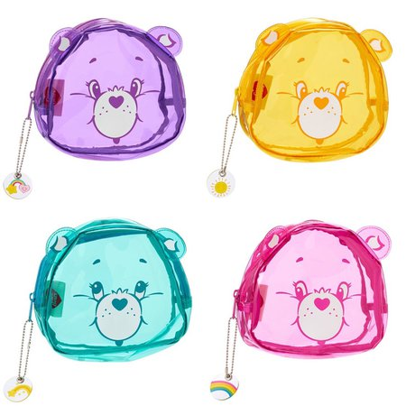 Carebear coin purses