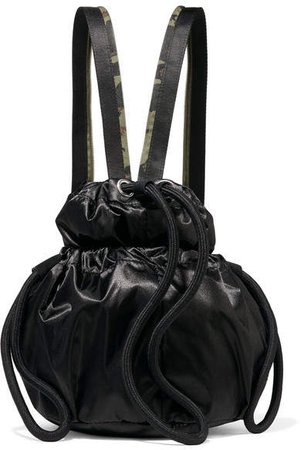 Thea Shell Backpack - Black