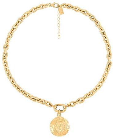Electric Picks Jewelry Medusa Necklace