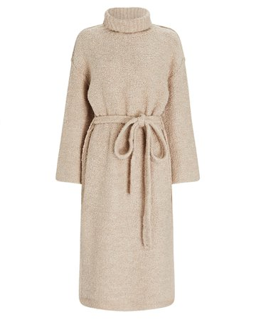 STAUD Chalet Turtleneck Sweater Dress | INTERMIX®