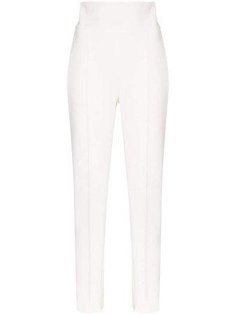 Alexandre Vauthier Pantalones De Talle Alto - Farfetch