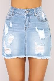 blue jean skirt - Google Search