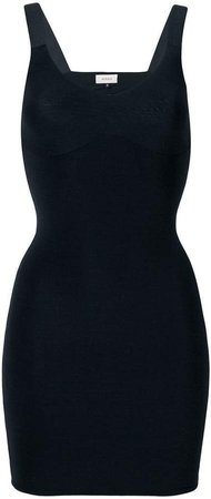 Murmur bodycon mini dress