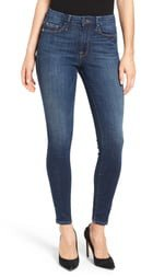 Good Legs High Rise Ripped Skinny Jeans