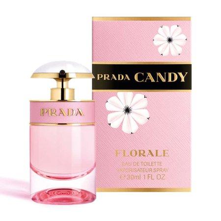 Prada Candy Florale Eau de Toilette 30ml - Feelunique