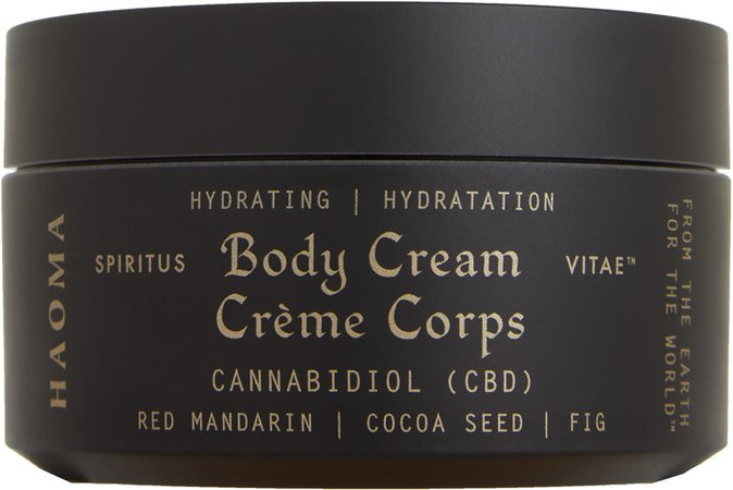 Hydrating CBD Body Cream