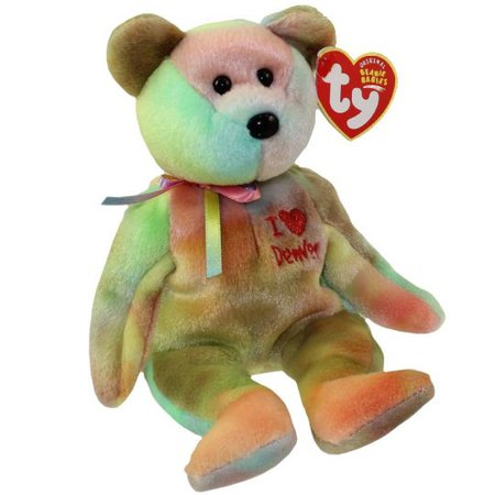 TY Beanie Baby - DENVER the Bear (I Love Denver - Show Exclusive) (8.5 inch): BBToyStore.com - Toys, Plush, Trading Cards, Action Figures & Games online retail store shop sale