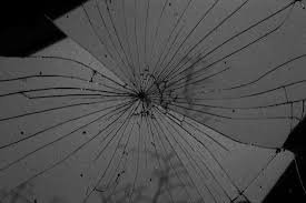 what does cracked mirror symbolize - Google Search