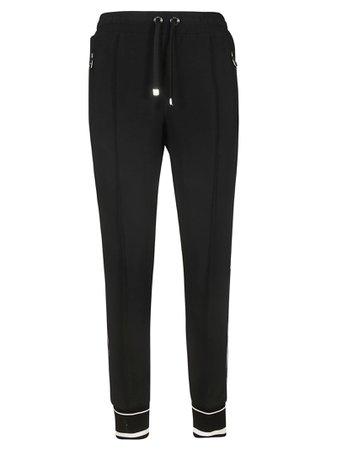 Dolce & Gabbana Side Stripe Logo Track Pants