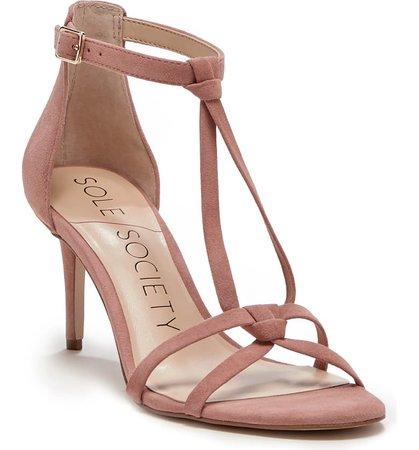 Sole Society Ambeleen Sandal (Women) | Nordstrom