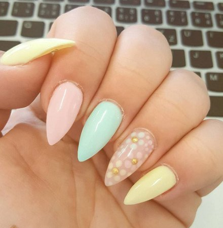 Easter nails - Google Search