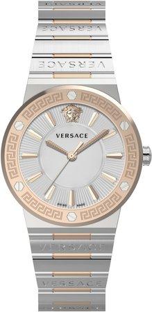 Greca Bracelet Watch, 38mm