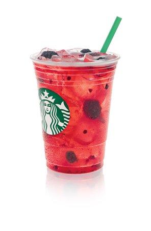 Starbucks Adds Refreshers Drinks to Beverage Line - Restaurant News - QSR magazine