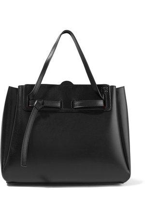 Loewe | Lazo large leather tote | NET-A-PORTER.COM