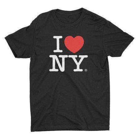 NYC FACTORY i love ny shirt