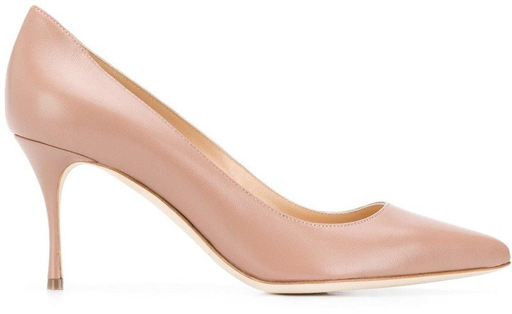Neutral Pointed Pumps