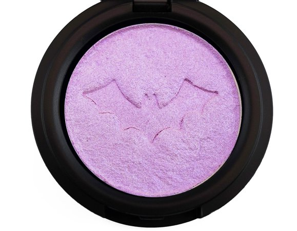 Frosted Lilac Highlighter   Baby Bat Beauty