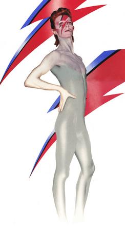 Duffy: David Bowie – Aladdin Sane: Gatefold image – Snap Galleries Limited