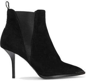 Jemma Suede Ankle Boots
