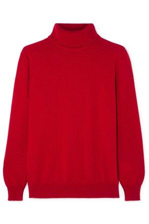 &Daughter   Casla cashmere turtleneck sweater   NET-A-PORTER.COM