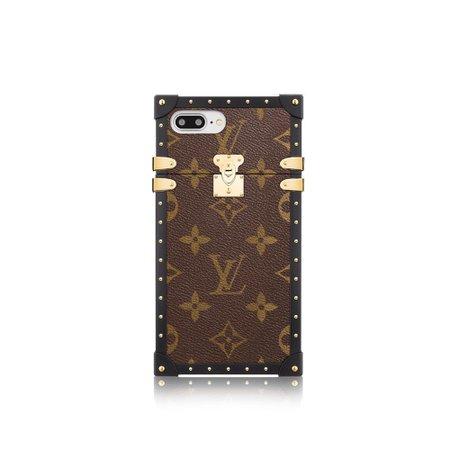 Louis Vuitton Eye Trunk IPhone 7 Case