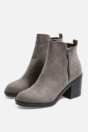 BRITTNEY Unit Boots - Boots - Shoes - Topshop