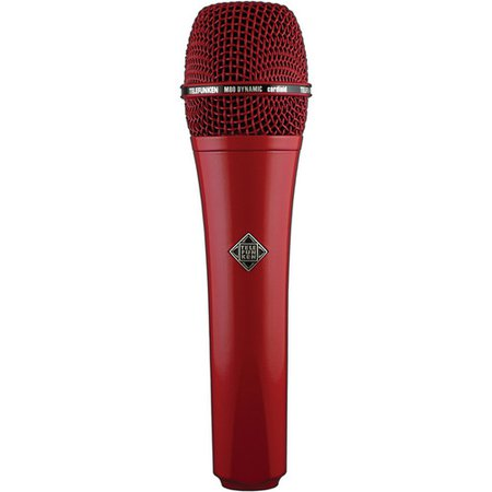 Microphone red
