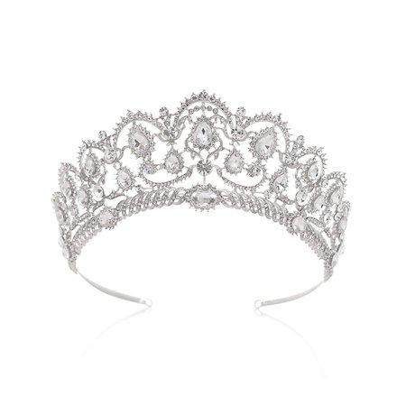 silver tiara - Google Search