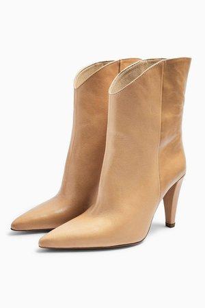 HAVANA Natural Boots   Topshop