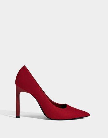 Туфли на каблуке-шпильке - Обувь - Bershka Russia