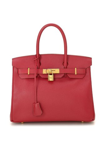 Hermès pre-owned Birkin 30 tote bag - FARFETCH