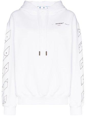 Off-White Sweat à Capuche à Logo - Farfetch