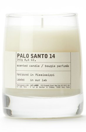 Le Labo Palo Santo 14 Classic Candle | Nordstrom