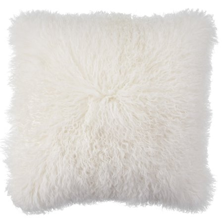 Mongolian Throw Pillow