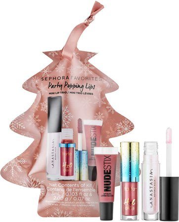 Favorites - Party Popping Lip Ornament