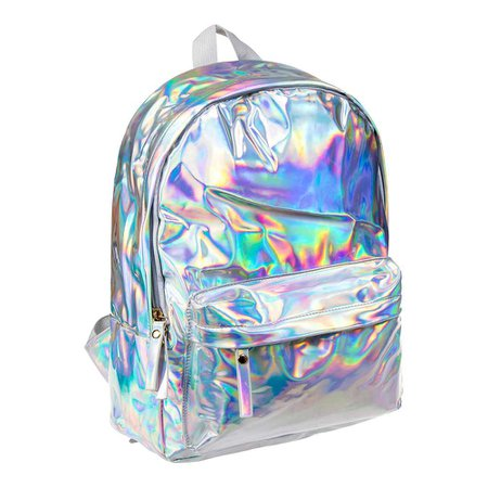 holographic backpack -