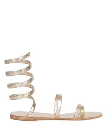 Ancient Greek Sandals Ofis Leather Sandals | INTERMIX®