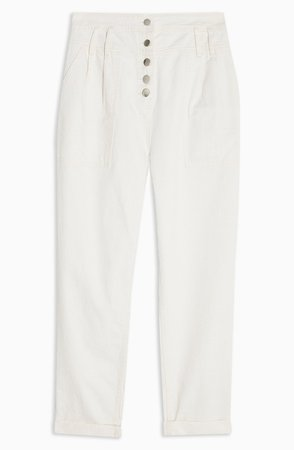Sandra High Waist Trousers