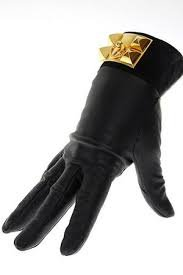hermes leather gloves - Google Search