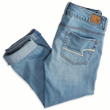 Light Folded Jeans