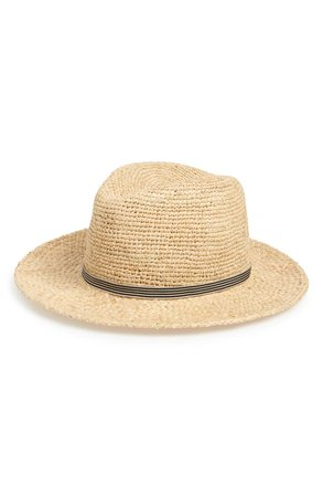 Treasure & Bond Rafia Mix Panama Hat | Nordstrom