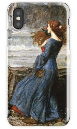 """John William Waterhouse - Miranda - The Tempest"" iPhone Cases & Covers by artcenter 