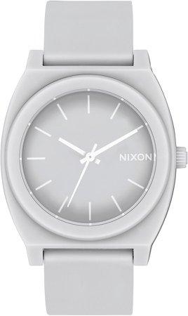 Time Teller P Polyurethane Strap Watch, 40mm