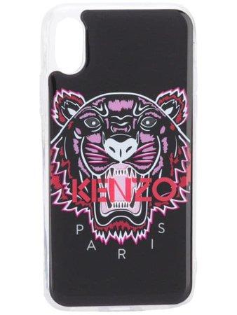 Kenzo Tiger iPhone X/XS Case - Farfetch