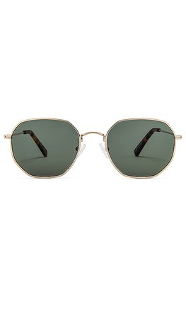 my my my Hayes Sunglasses in Gold | REVOLVE