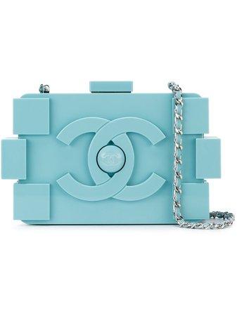 Chanel Pre-Owned 2013 Boy Brick clutch