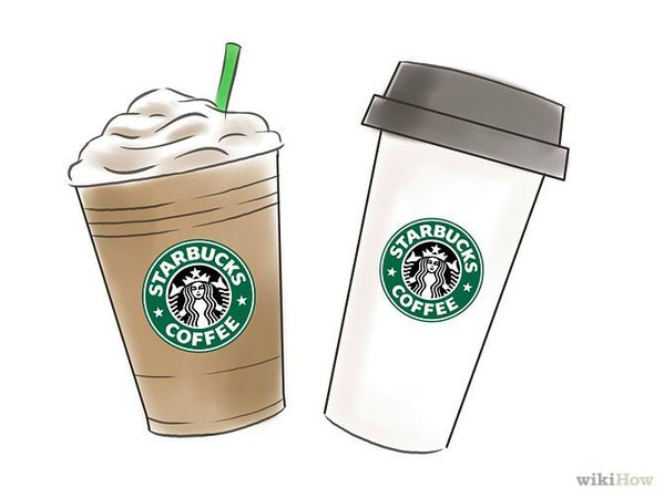Starbuck Coffee Free Clipart