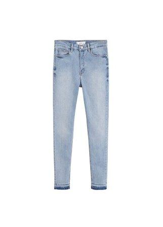 MANGO High waist Soho jeans